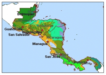 Mesoamerican Biological Corridor Global Transboundary Protected