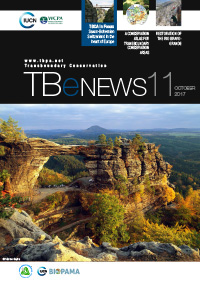 Tb eNEWS - 11 - October 2017 - newsletter cover